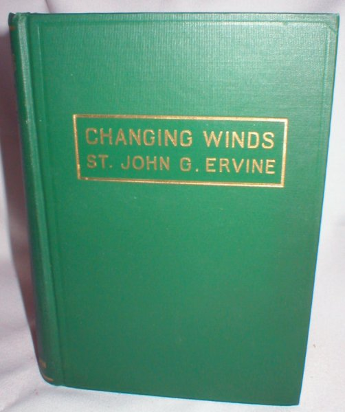 Image for Changing Winds; A Novel