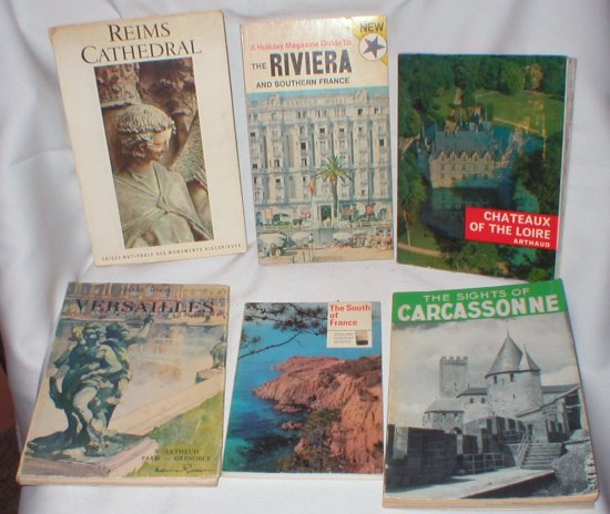 Image for Six Books of Travel in France
