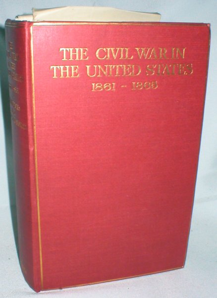 Image for A History of the Civil War in the United States 1861-5