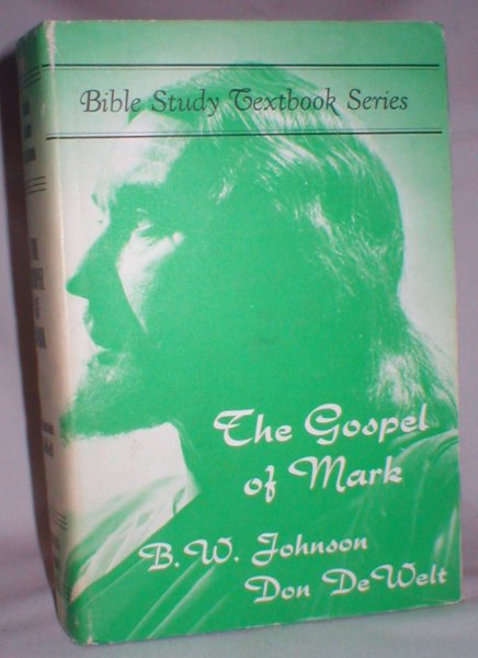 Image for The Gospel of Mark (Bible Study Textbook Series)