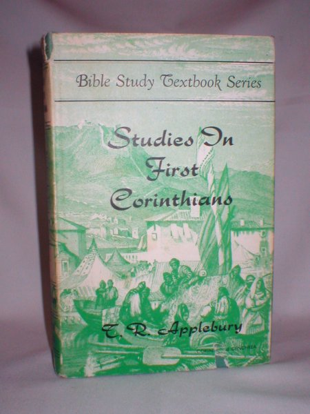 Image for Studies in First Corinthians (Bible Study Textbook Series)