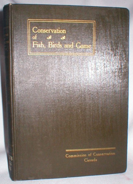 Image for Conservation of Fish, Birds, and Game