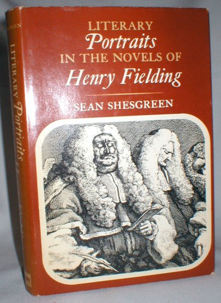 Image for Literary Portraits in the Novels of Henry Fielding