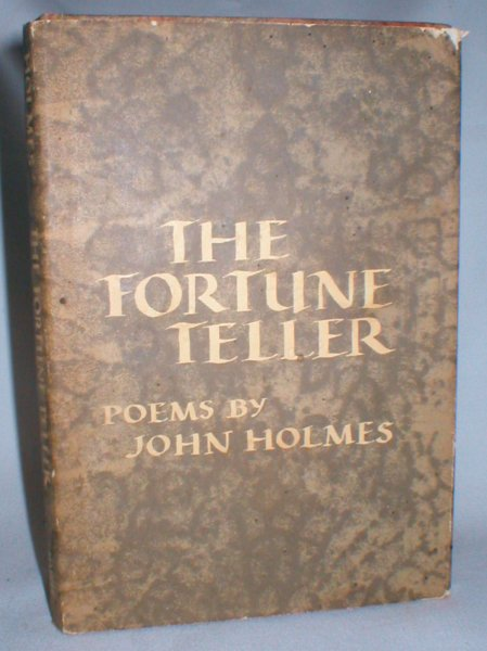 Image for The Fortune Teller; Poems By John Holmes