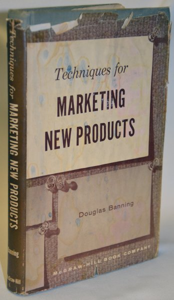 Image for Techniques for Marketing New Products