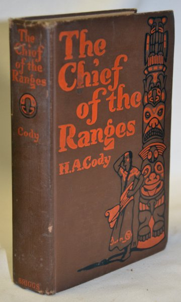 Image for The Chief of the Ranges