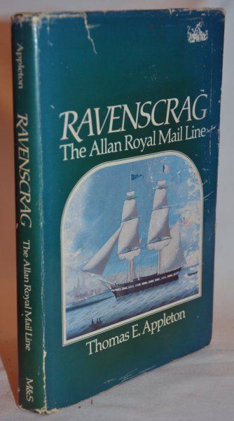 Image for Ravenscrag; The Allan Royal  Mail Line