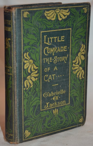 Image for Little Comrade; The Story of a Cat and Other Animal Stories