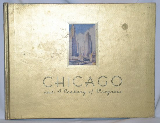 Image for Chicago and A Century of Progress