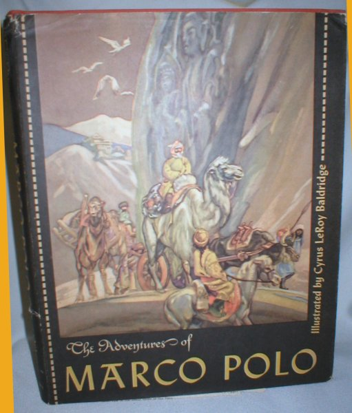 Image for The Adventures of Marco Polo