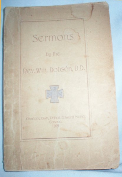 Image for Sermons By the Rev. Wm. Dobson