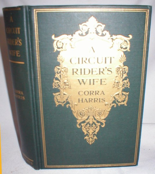 Image for A Circuit Rider's Wife