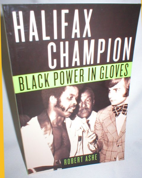 Image for Halifax Champion; Black Power in Gloves