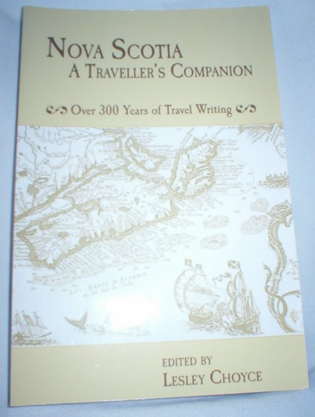 Image for Nova Scotia; A Traveller's Companion - Over 300 Years of Travel Writing