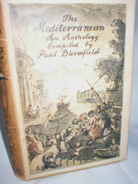 Image for The Mediterranean; An Anthology
