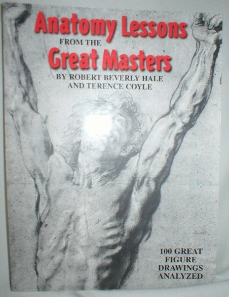 Image for Anatomy Lessons from the Great Masters