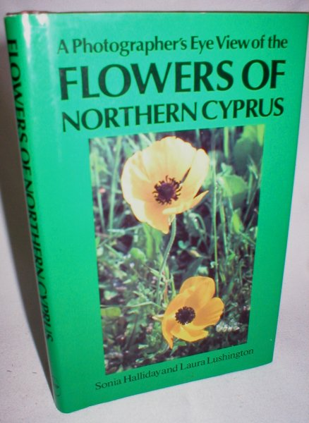 Image for A Photographer's Eye View of the Flowers of Northern Cyprus