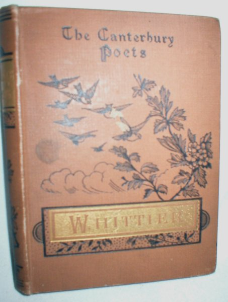 Image for The Poetical Works of John Greenleaf Whittier (Selected)