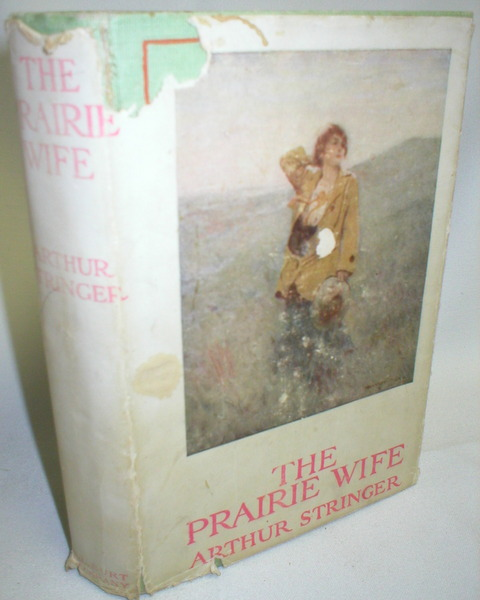 Image for The Prairie Wife