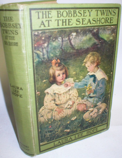 Image for The Bobbsey Twins at  the Seashore