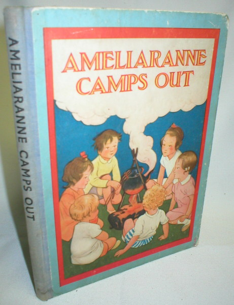 Image for Ameliaranne Camps Out
