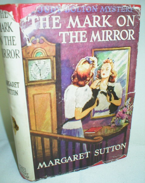 Image for The Mark on the Mirror (A Judy Bolton Mystery)