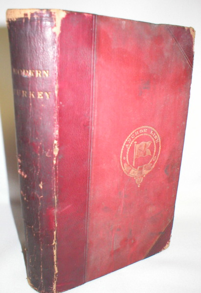Image for Modern Turkey (Belgravia Ship's Library)