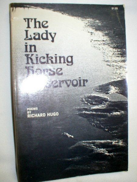 Image for The Lady in Kicking Horse Reservoir