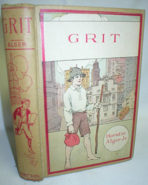 Image for Grit; Or the Young Boatman of Pine Point