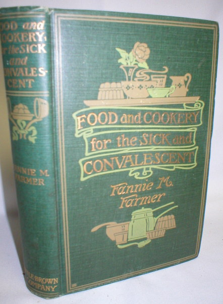 Image for Food and Cookery for the Sick and Convalescent