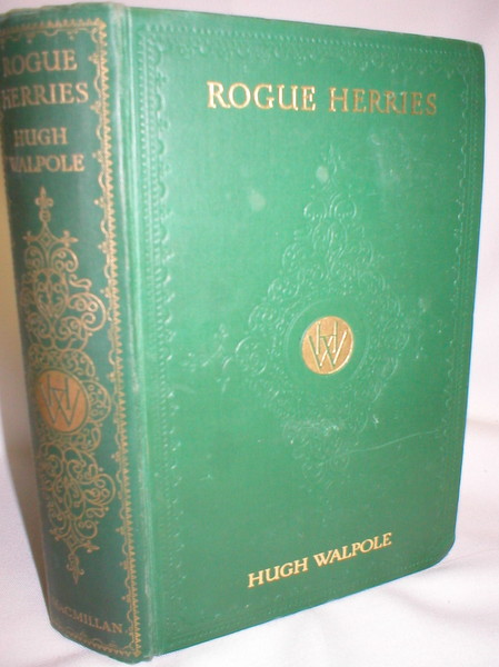 Image for Rogue Herries; A Novel