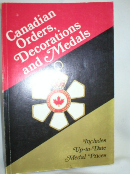 Image for Canadian Orders, Decorations, and Medals`