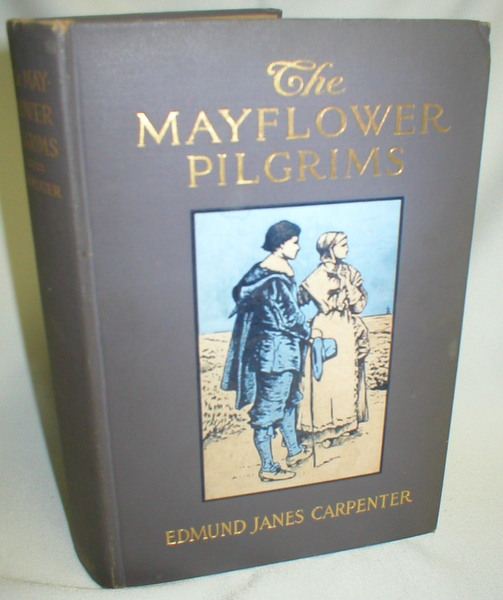 Image for The Mayflower Pilgrims