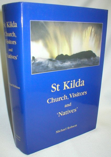 Image for St. Kilda; Church, Visitors, and 'Natives'