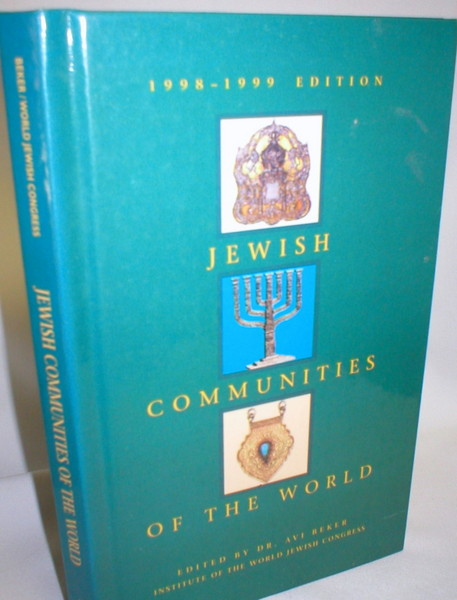Image for Jewish Communities of the World