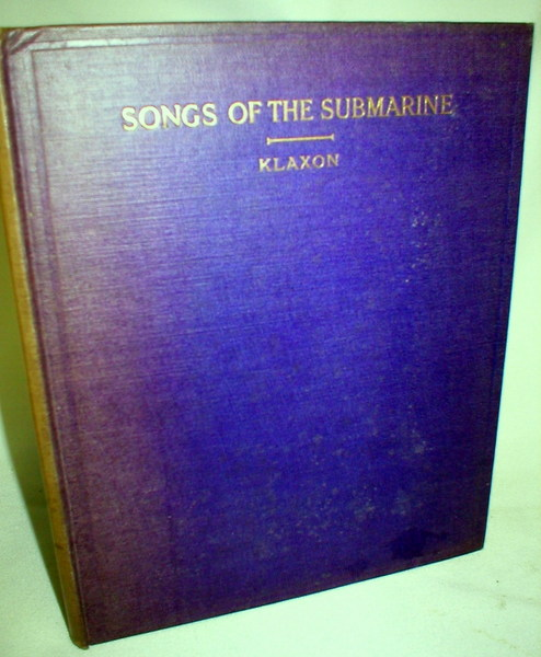 Image for Songs of the Submarine