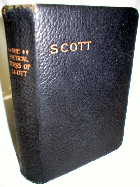 Image for The Poetical Works of Sir Walter Scott