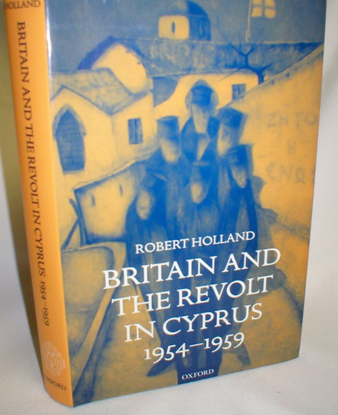 Image for Britain and the Revolt in Cyprus 1954-1959