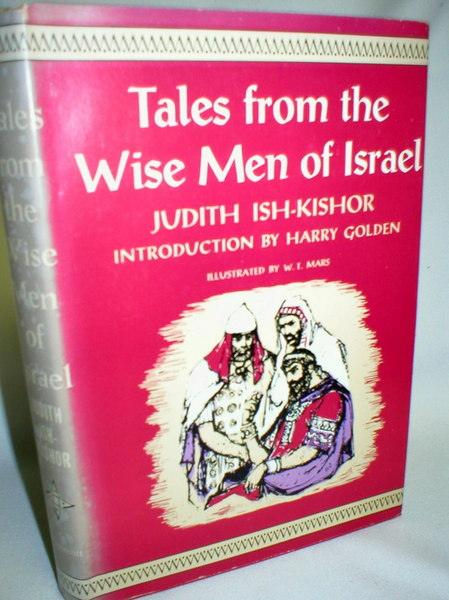 Image for Tales from the Wise Men of Israel
