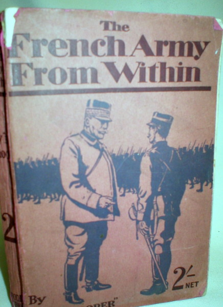 Image for The French Army from Within