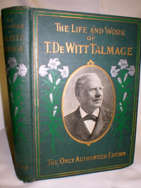 Image for T. DeWitt Talmage; His Life and Work