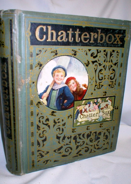 Image for Chatterbox Annual 1917