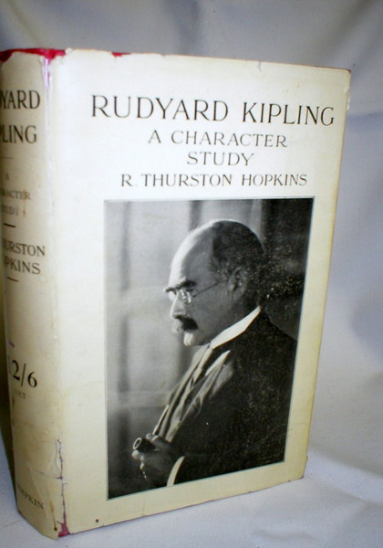 Image for Rudyard Kipling; A Character Study; Life, Writings, and Literary Landmarks