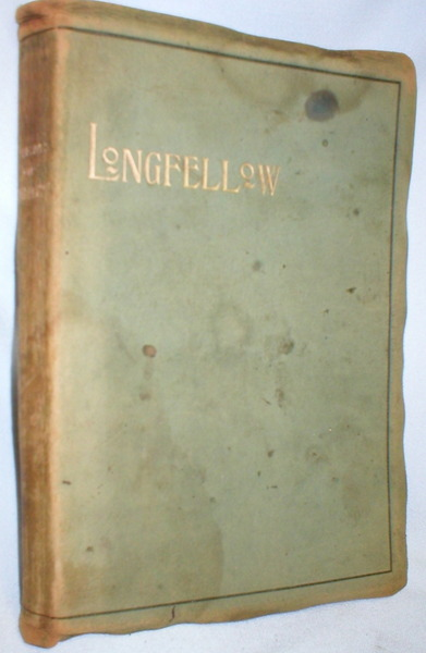 Image for Poetical Works of Henry Wadsworth Longfellow with Biographical Note