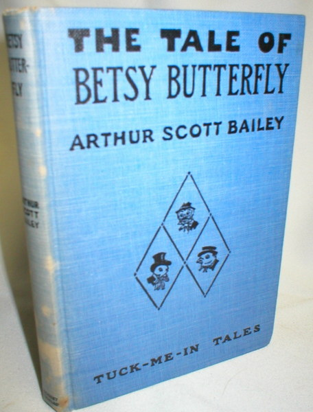 Image for The Tale of Betsy Butterfly (Tuck-Me-In-Tales)
