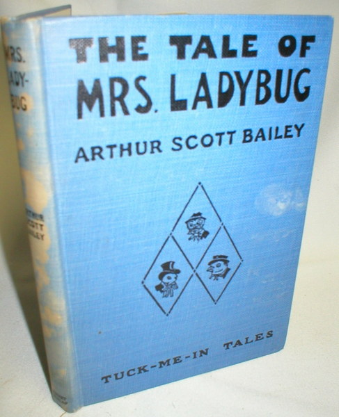 Image for The Tale of Mrs. Ladybug (Tuck-Me-In-Tales)