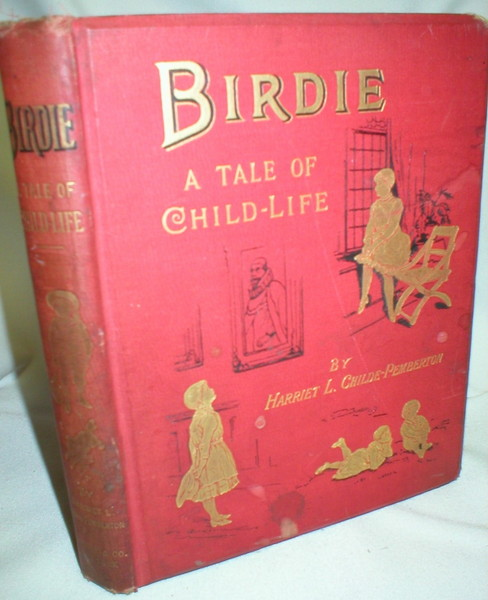 Image for Birdie; A Tale of Child-Life