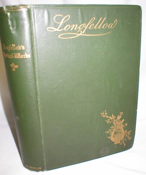 Image for The Poetical Works of Henry Wadsworth Longfellow; With Prefatory Notice