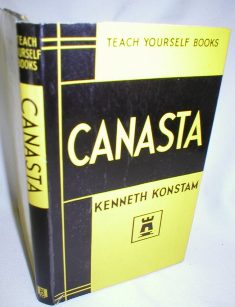 Image for Teach Yourself Canasta