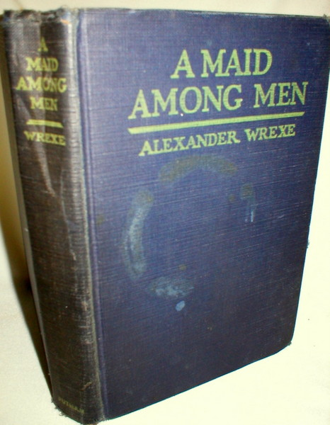 Image for A Maid Among Men